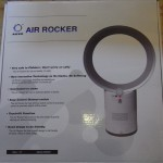 今年の夏対策2:Dyson Air Multiplier レプリカ?を買った。