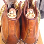 Red Wing 875 '97model Used シューキーパー